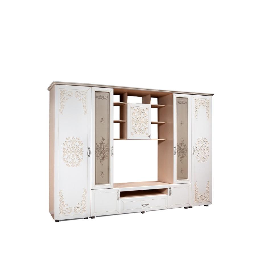 Шкаф-комбинированный-Нежность-